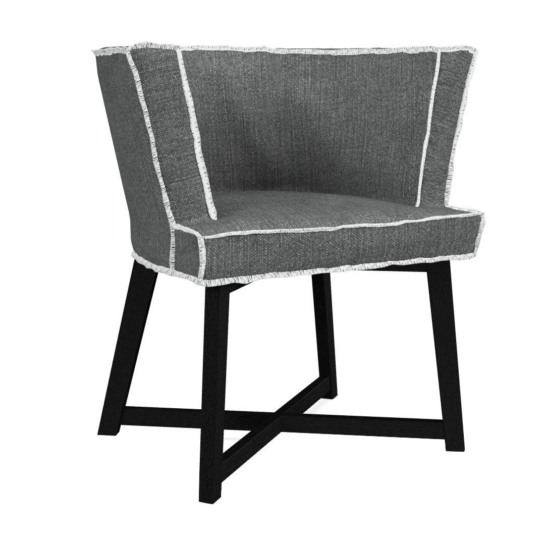 Gervasoni Gray 26 Armchair Ambientedirect