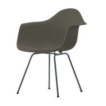 Vitra - Eames Plastic Chair DAX Gestell schwarz
