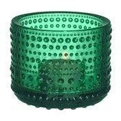 iittala - Kastehelmi Windlicht 64mm - smaragdgrün