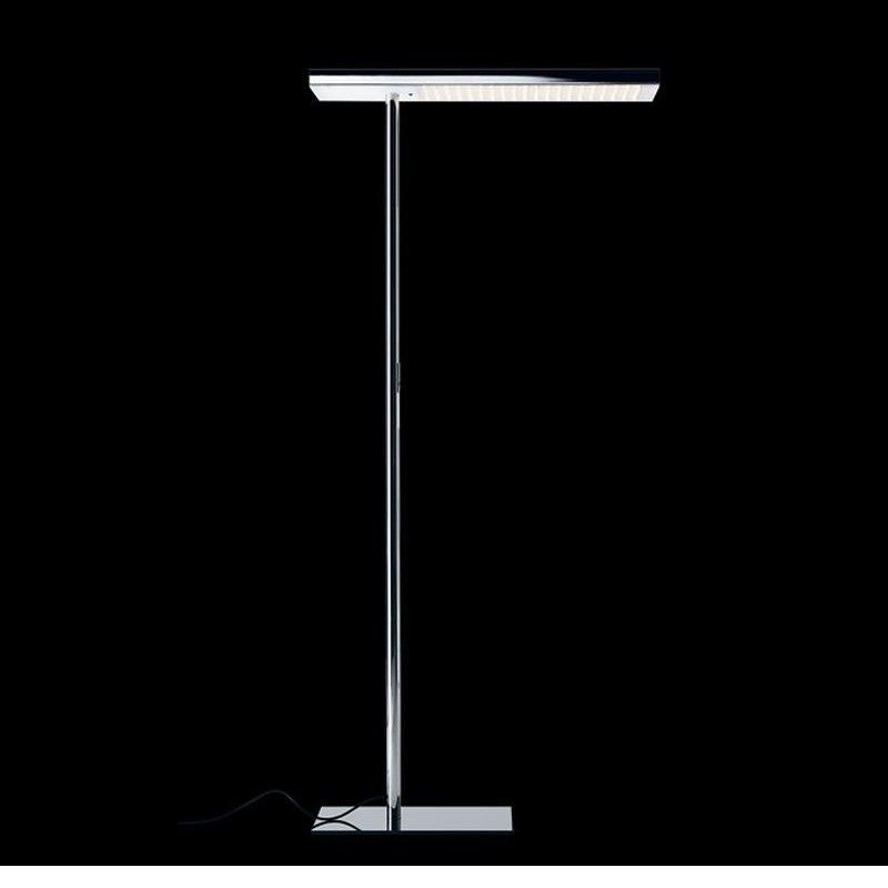 Office air led floor lamp nimbus ambientedirectcom for Led floor lamps for office
