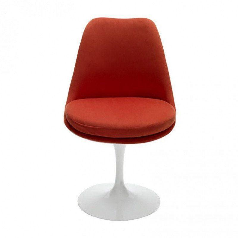 knoll international tulip saarinen chair full upholstered