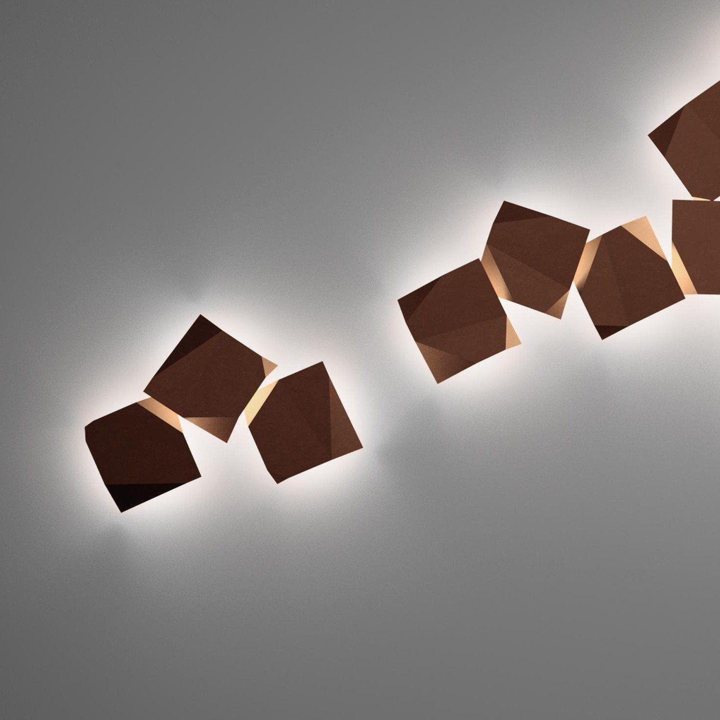 vibia origami applique murale ambientedirect. Black Bedroom Furniture Sets. Home Design Ideas