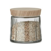 Rosendahl Design - Grand Cru Storage Jar with Oak Lid 0.5l