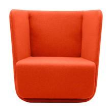 Softline - Basket Sessel mit niedrigem Rücken