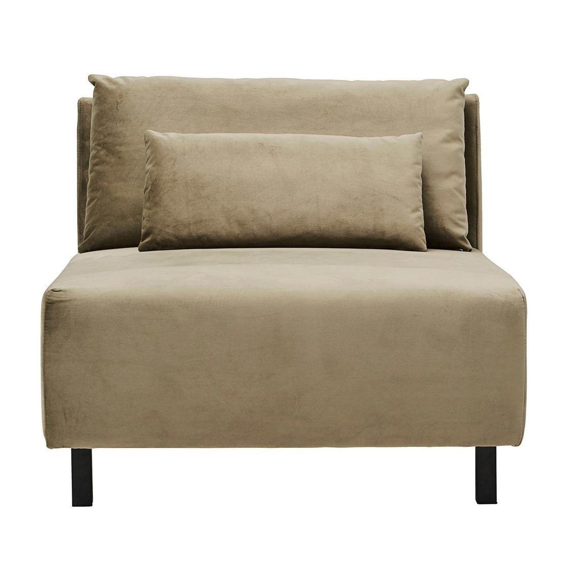Box sofa module house doctor for Sofa 50 cm sitzhohe