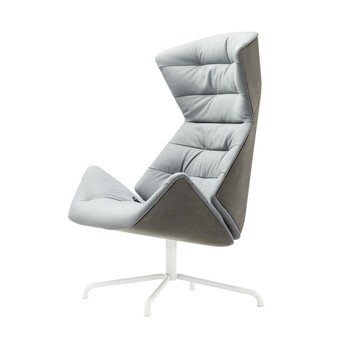 Thonet 808 Lounge Chair Ambientedirect