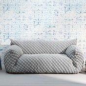 Gervasoni - Nuvola 10  Sofa  - hellgrau/Stoff 3D Grigio