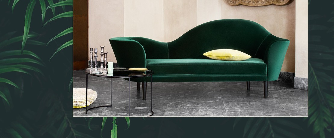 Design-Special Smaragd Gubi GrandPiano