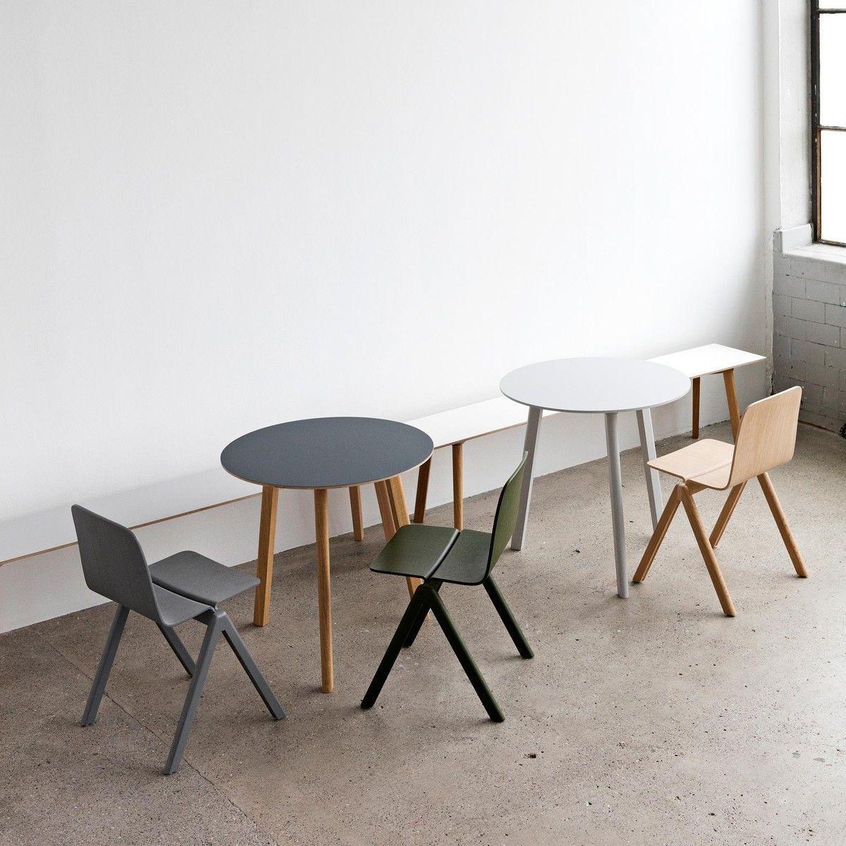 Copenhague Deux Cph 220 Table 216 75cm Hay Ambientedirect Com