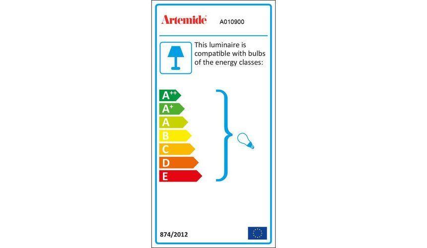 Tolomeo Micro Parete Wall Lamp Artemide Ambientedirect Com