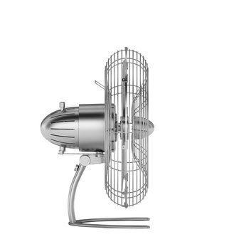 Stadler Form - Charly Little Tischventilator oszillierend - silber/25-33 W / bis 20m² / 50m³/<52 dB(A)
