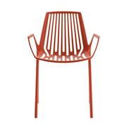 Fast - Chaise avec accoudoirs de jardin Rion