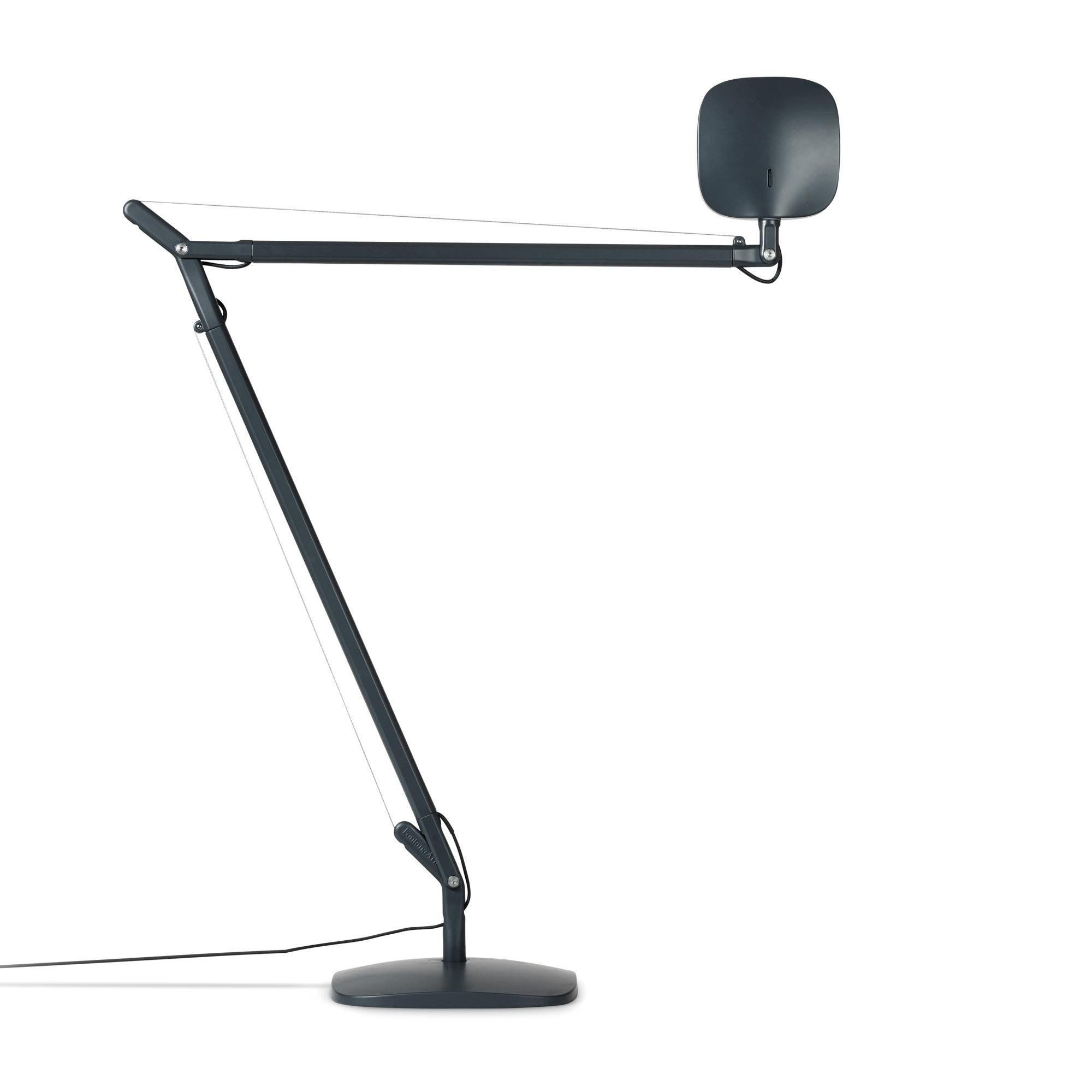 wellness ottlite lamp changing black itm led with desk glow color base