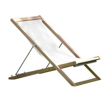 Jan Kurtz - Nizza Deckchair ligstoel