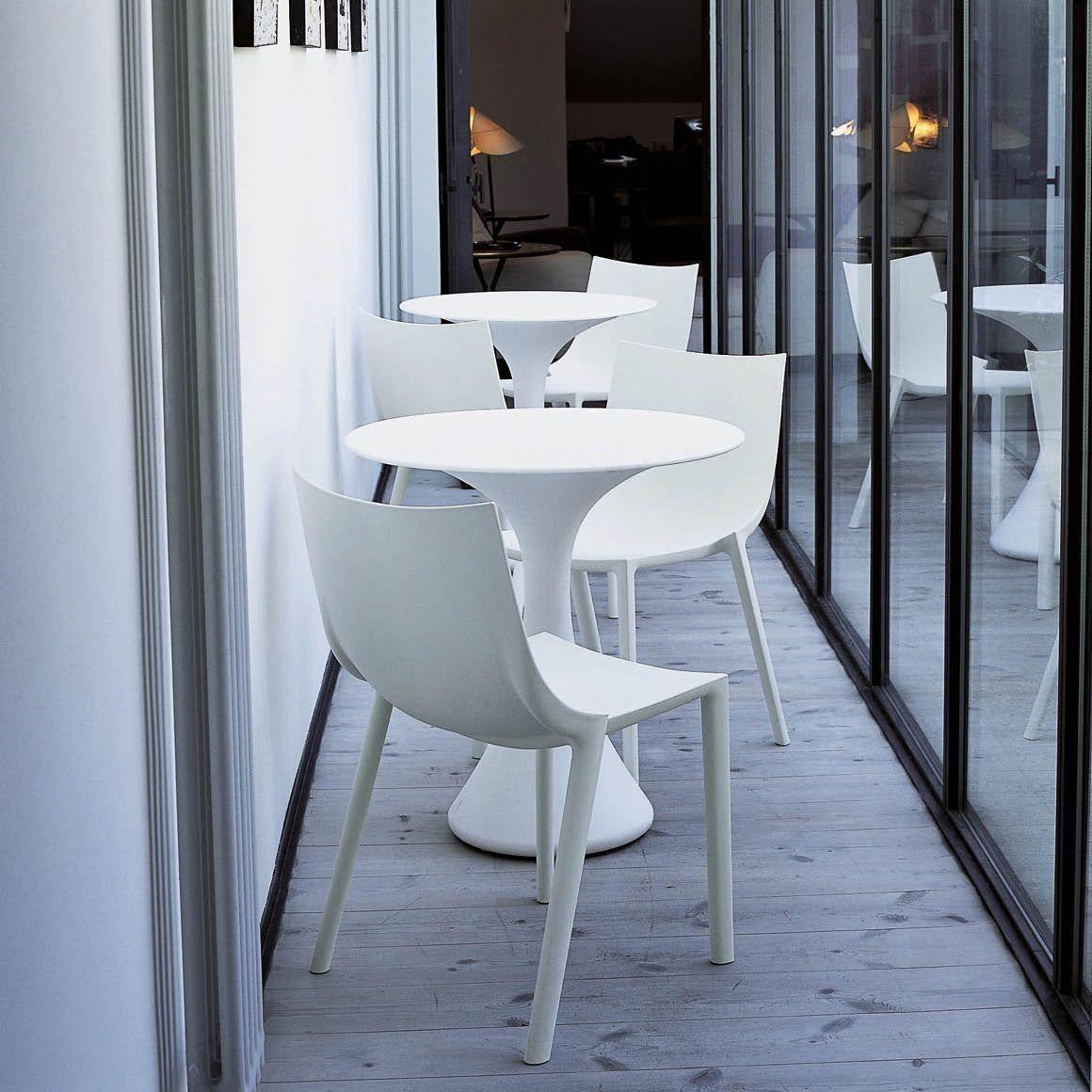 Driade Bo Chair 4-Piece Set | AmbienteDirect