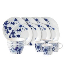 Royal Doulton - Pacific Splash 16 Piece Dinner Set