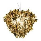 Slamp - Veli Large Pendelleuchte - gold/Ø60cm/mit MagneticSystem®