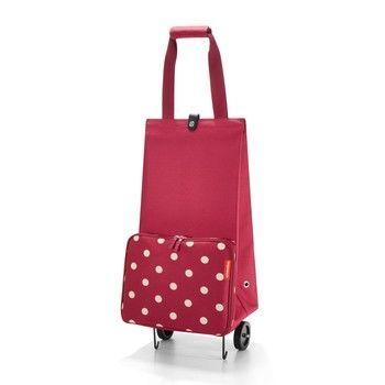 Reisenthel - Reisenthel foldabletrolley Einkaufstrolley - ruby dots