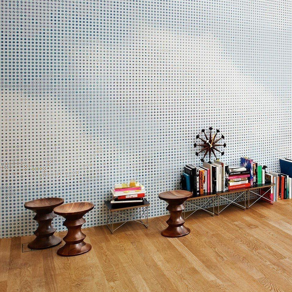 eames stool hocker vitra. Black Bedroom Furniture Sets. Home Design Ideas