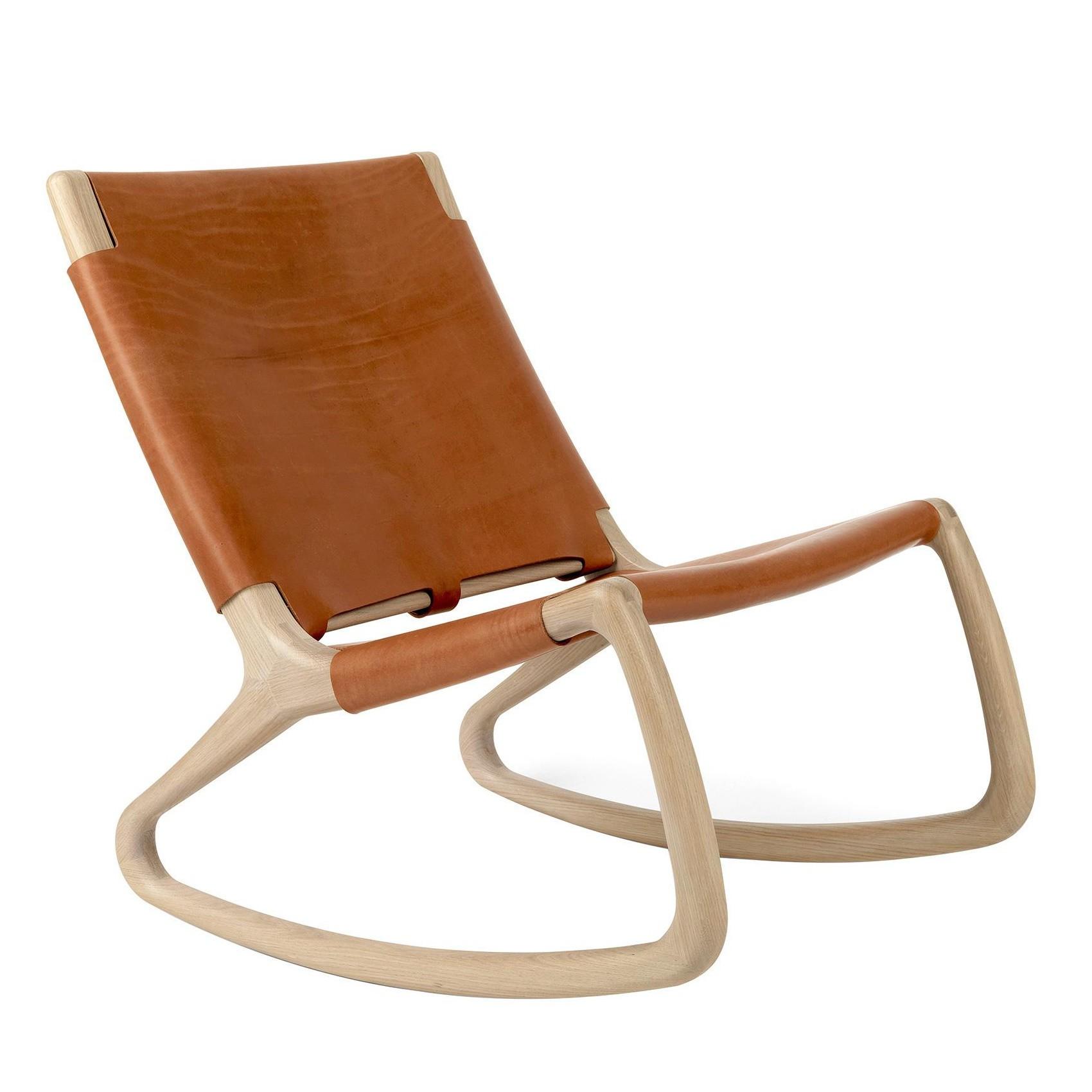 Mater Rocker Rocking Chair Ambientedirect