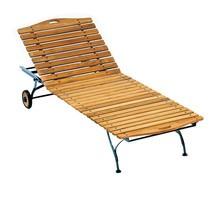 Weishäupl - Classic Sun Lounger