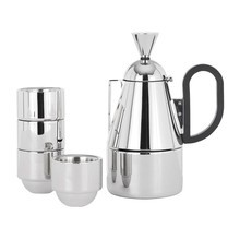 Tom Dixon - Set para regalo Brew Stove Top