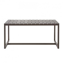 Gandia Blasco - Table de jardin Saler 160x91x72cm