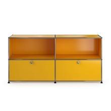 USM  Möbelbausysteme  - USM Sideboard mit 2 Schubladen