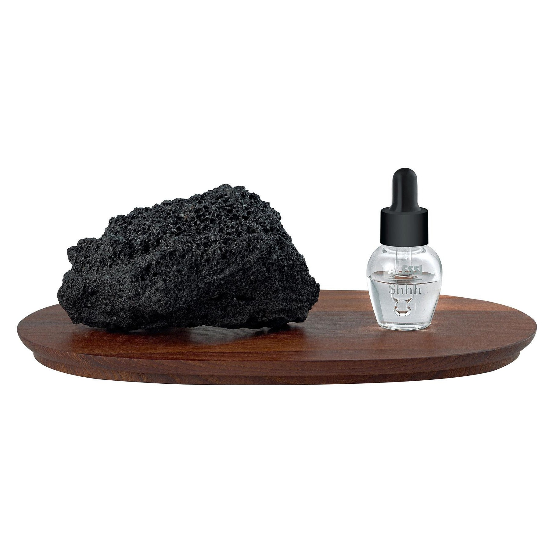 Alessi Shhh Fragrance Diffuser Made Of Lava Stone Ambientedirect
