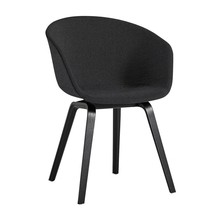 HAY - About a Chair 23 Gestell Eiche schwarz