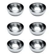 Alessi - Set de 6 petits bols 206/12