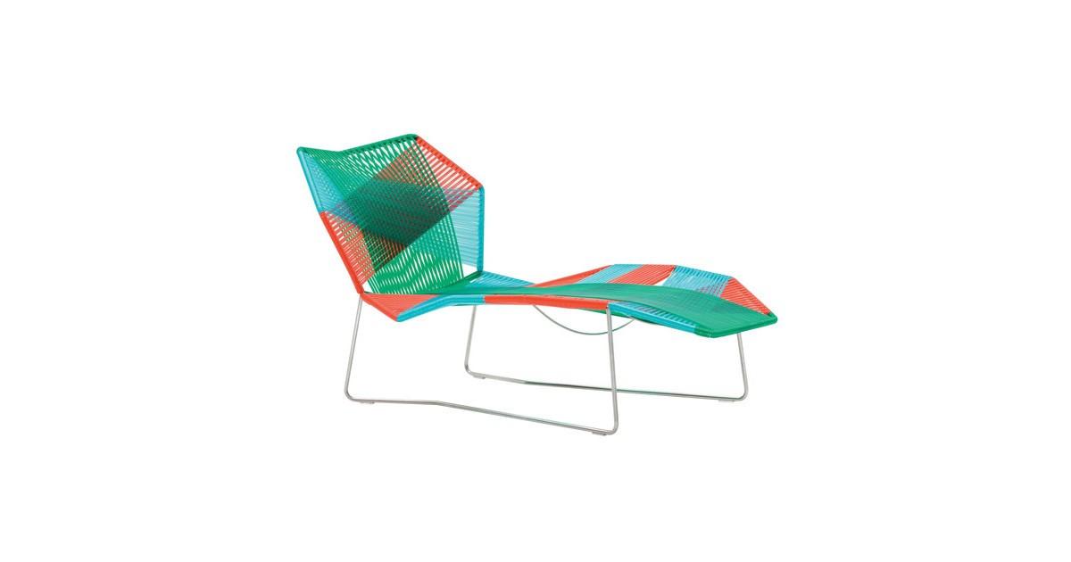 Moroso Tropicalia Chaise Longue Ambientedirect