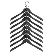 HAY - Soft Coat Slim kleerhanger-set van 8