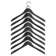 HAY - Soft Coat Kleiderbügel Set 8-teilig