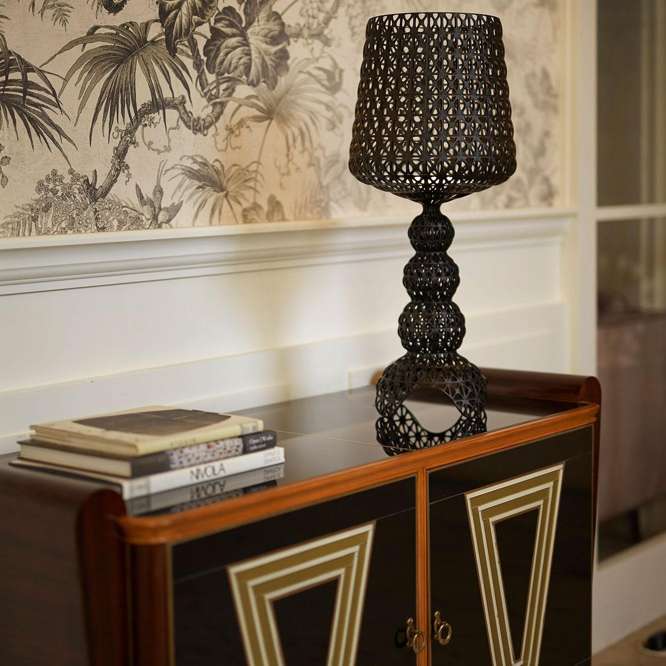 Kartell Mini Kabuki Led Table Lamp Ambientedirect