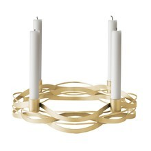 Stelton - Tangle Candle Holder For 4 Candles