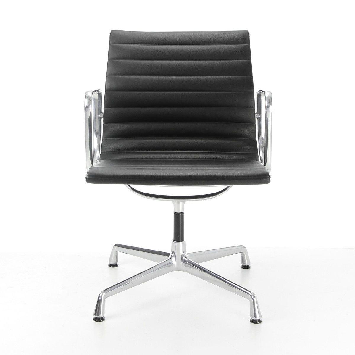 Vitra ea 108 aluminium chair chaise de bureau vitra for Chaise vitra bureau