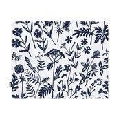 Artek - Niittykukka-Wiesenblume Tischset - weiß/blau/35x44cm