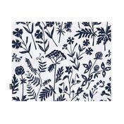 Artek - Niittykukka-flor prado - Salvamanteles - blanco/azul/35x44cm