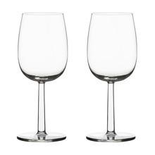 iittala - Raami White Wine Glass Set of 2