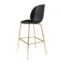Gubi - Gubi Beetle Bar Chair Barhocker Messing 118cm