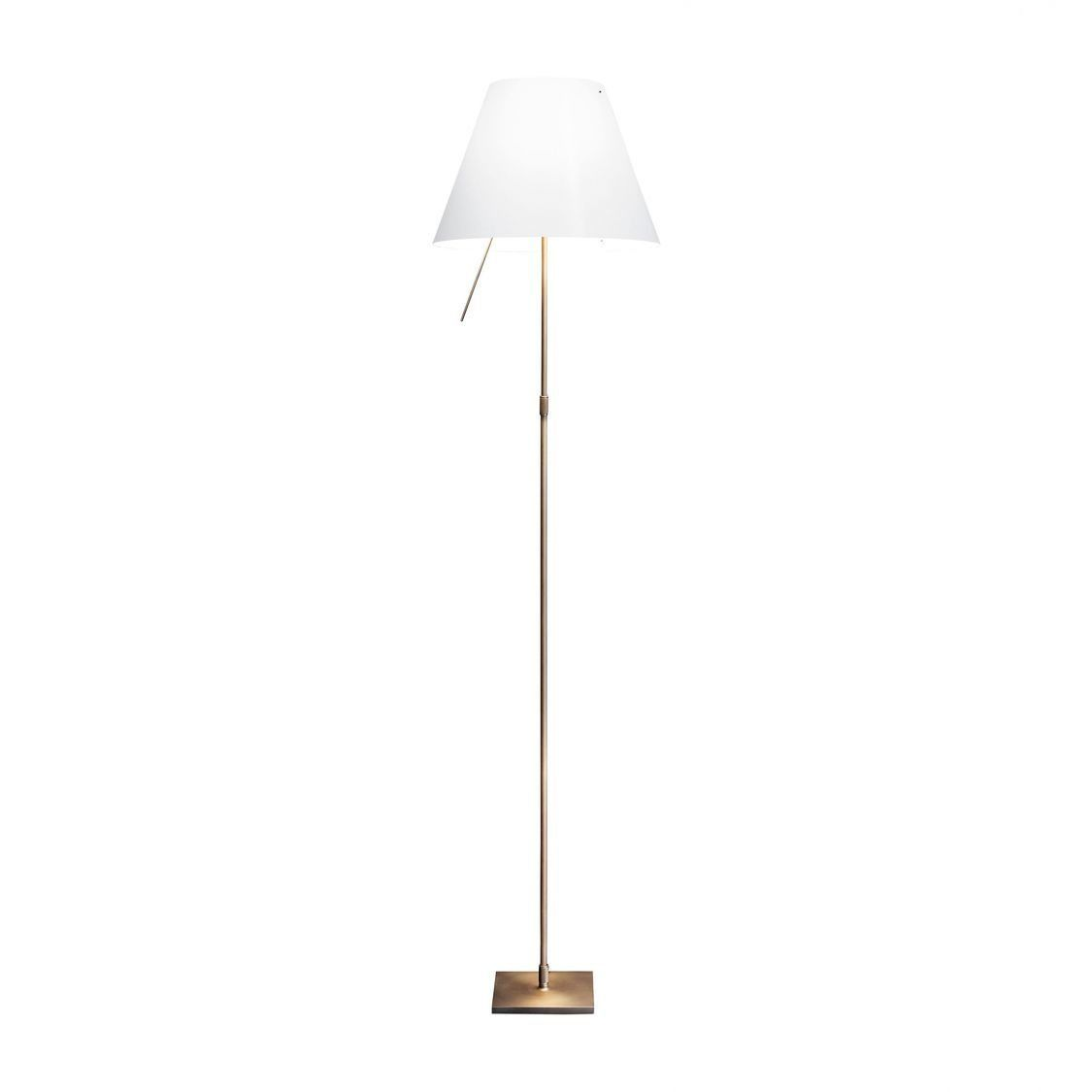 Limited edition costanza bronze floor lamp luceplan limited edition costanza bronze floor lamp aloadofball Gallery