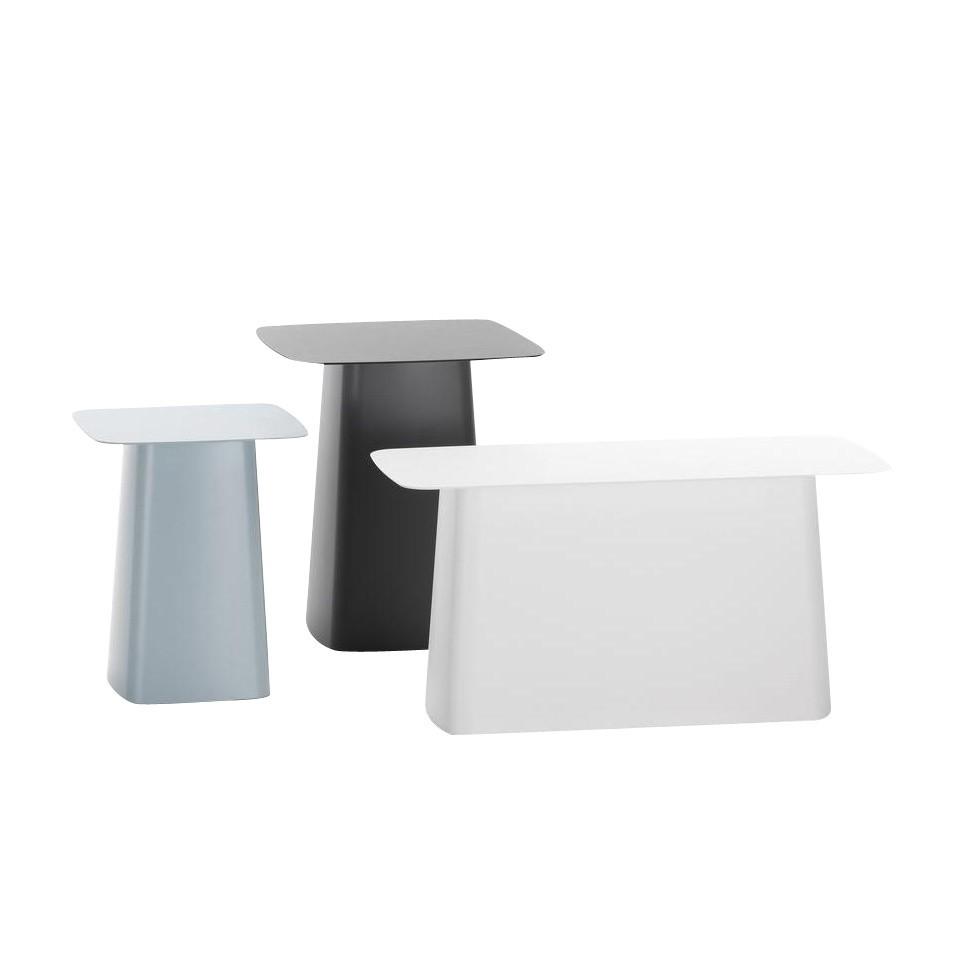 vitra metal side table outdoor ambientedirect rh ambientedirect com