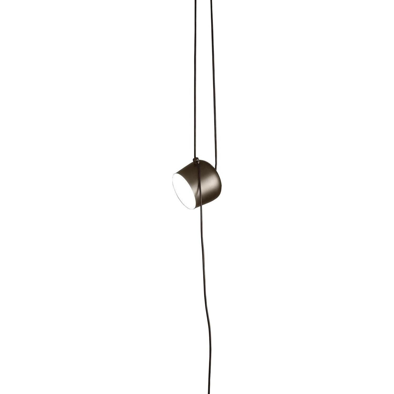 LED Small with Lamp Aim plug Suspension 2I9DHWE