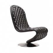 Verpan - System 1-2-3 Chair Low Lounge Deluxe