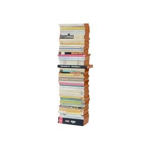 Radius - Booksbaum Wandregal klein - schwarz/5 Fächer/90x15cm