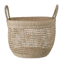 Bloomingville - Basket Seagrass Ø 34cm