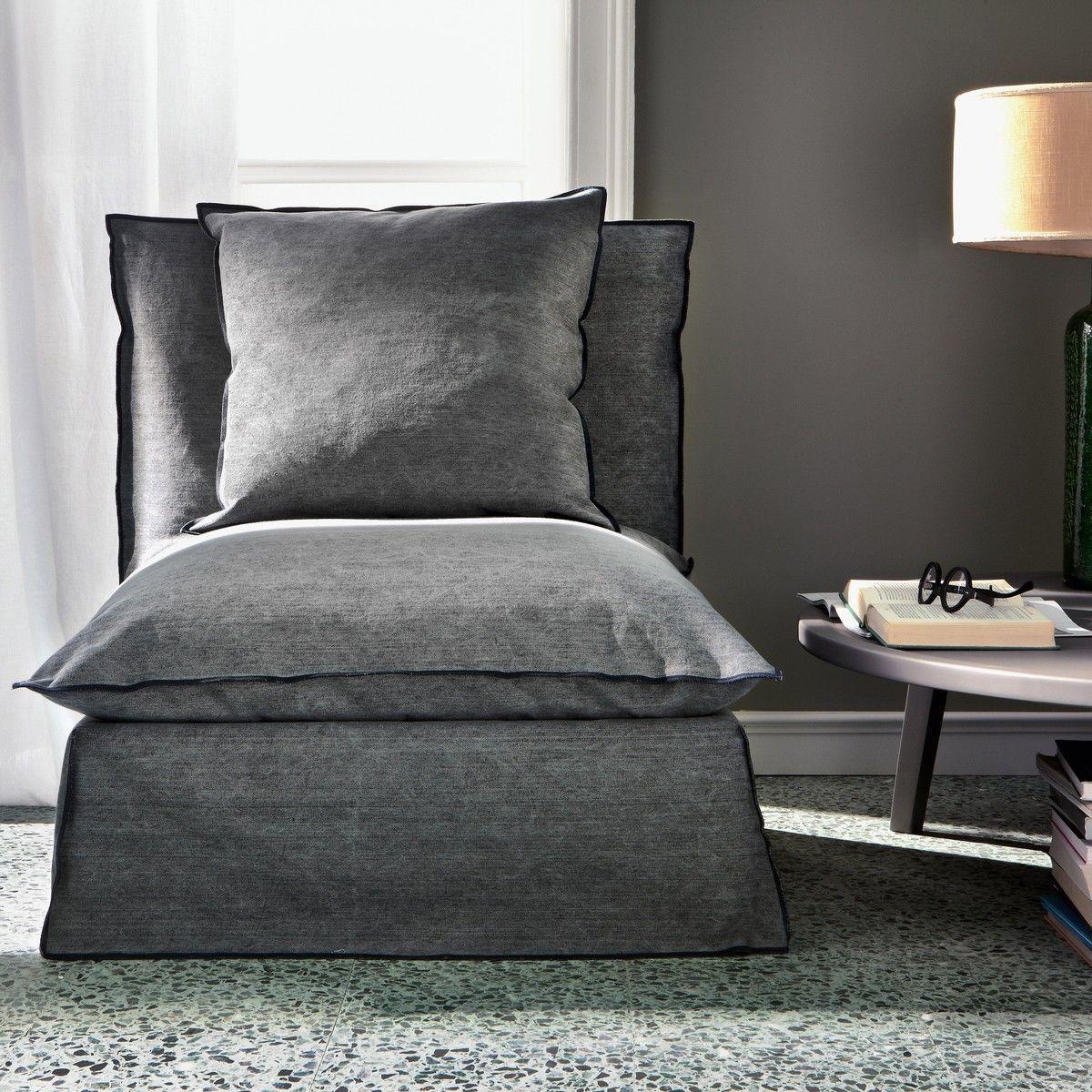 Ghost Sofa Ottoman Gervasoni AmbienteDirectcom