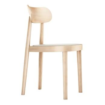 Thonet - 118 SP Stuhl Sitz mit Spiegelpolsterung