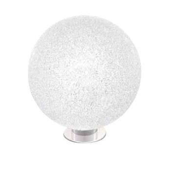 Lumen Center Italia - Ice Globe Mini 02 Tischleuchte - weiß